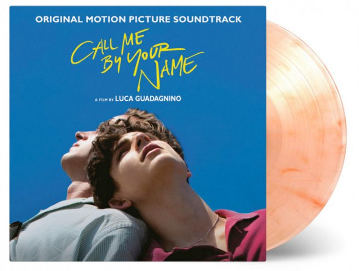 Call Me By Your Name Peach Vinyl
