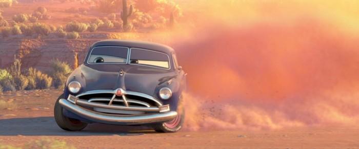 Paul Newman in Cars 3