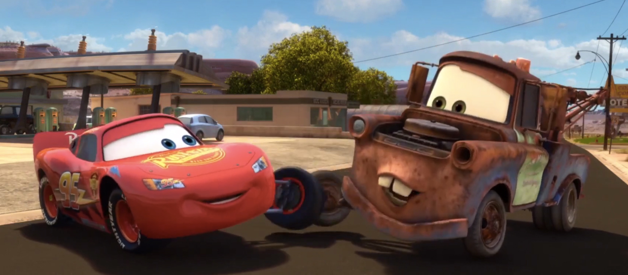 Cars Honest Trailer: The Movie That Paid for \'Ratatouille\', \'WALL E ...