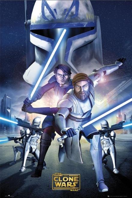 Star Wars: The Clone Wars - Saison 4 [Complete]