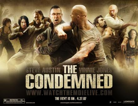 THE CONDEMNED - 2008