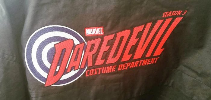 Daredevil Season 3 Crew Coat