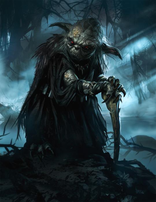 dark side yoda