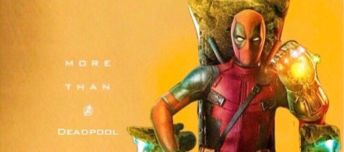 Deadpool 10th Anniversary Poster