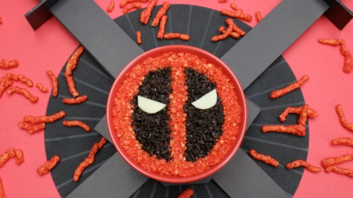 Deadpool Queso Dip