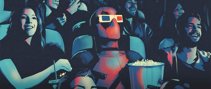 Deadpool 2 Dolby Cinema Poster