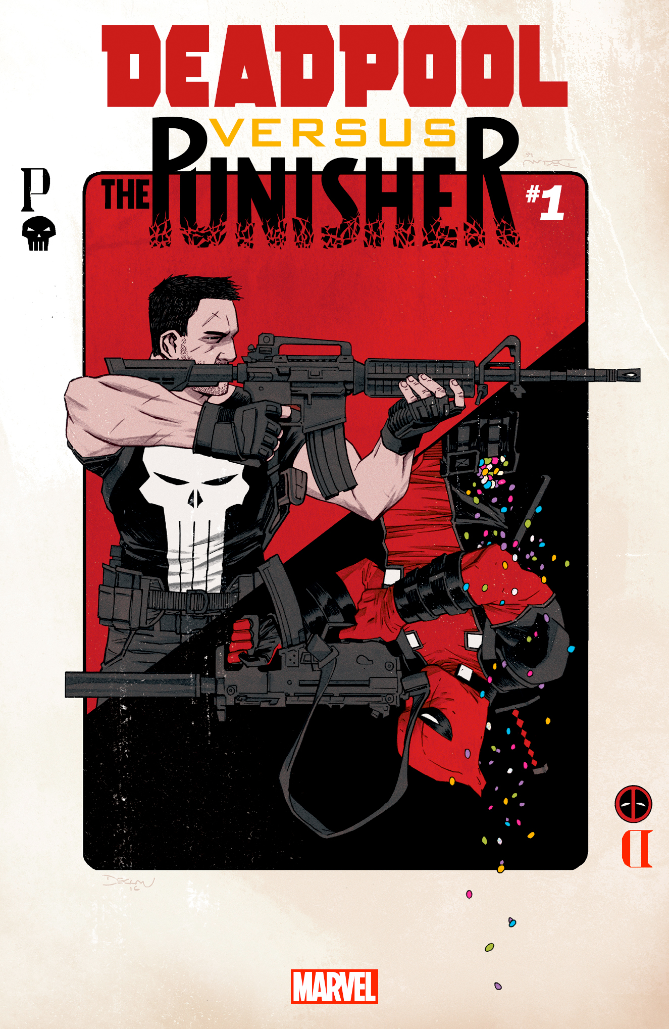 batman the punisher essay Marvel has revealed two san diego comic-con exclusive posters for the defenders and the punisher which will be available at the convention next week  how can i write my essay as fast as flash.