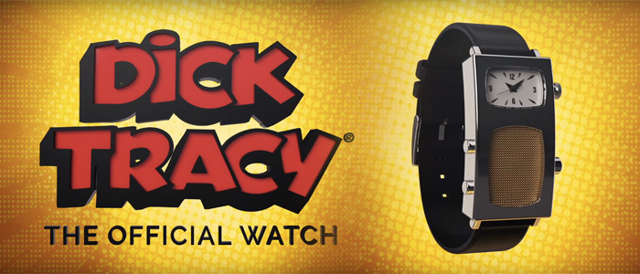 Cool Stuff: The Dick Tracy Watch is Now a Real Gadget
