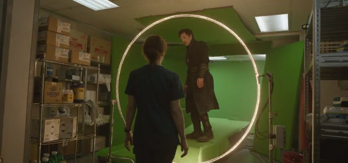 Doctor Strange Visual Effects