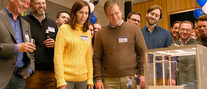 Win a 'Downsizing' Prize Pack, Including a 4K Blu-ray