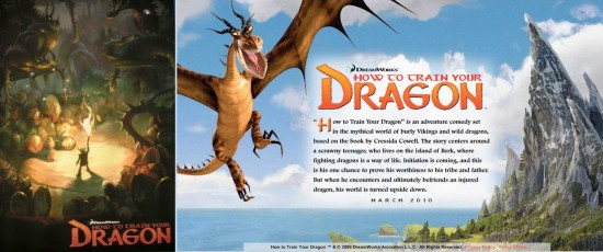 How To Train Your Dragon big