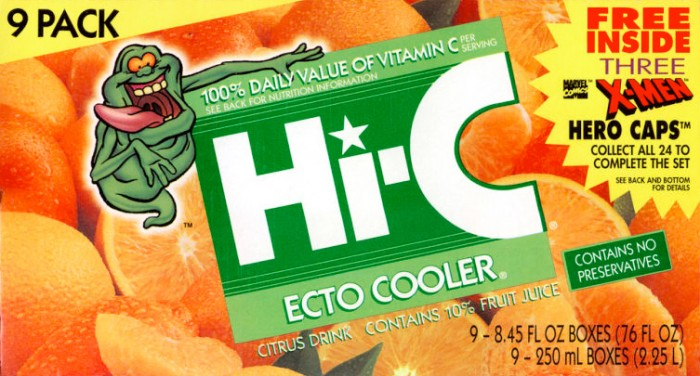 Ecto Cooler Coming Back