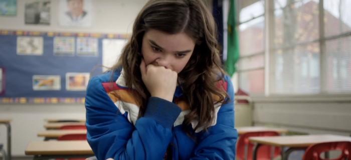 Edge of Seventeen Trailer