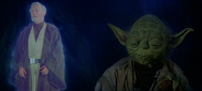 Ewan McGregor in The Force Awakens