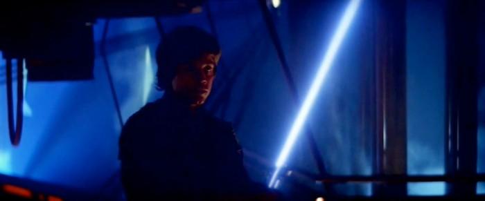 The Empire Strikes Back - Mark Hamill as Luke Skywalker