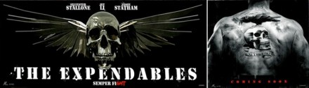 expendables posters