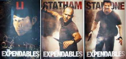 expendables posters 3