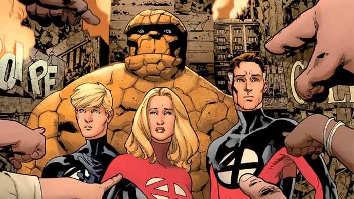 marvel canceled fantastic four
