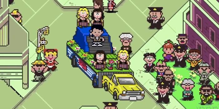 Ferris Bueller's Day Off 8-Bit Cinema