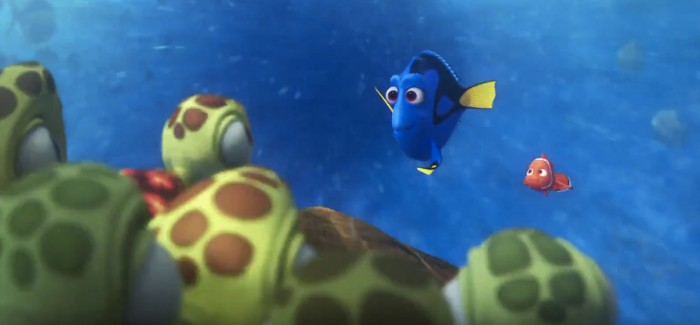 Finding Dory Clip