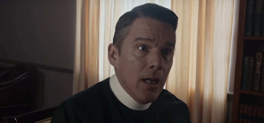 First Reformed Trailer...
