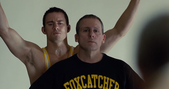 Fantastic Mr. Foxcatcher