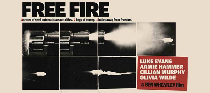 Ben Wheatley's Free Fire
