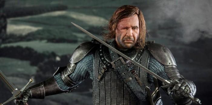 Game of Thrones - Three Zero The Hound Figure