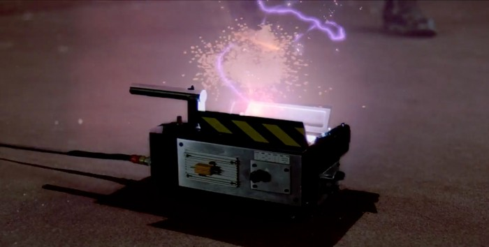 make your own Ghostbusters ghost trap