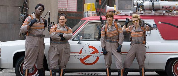new Ghostbusters character names