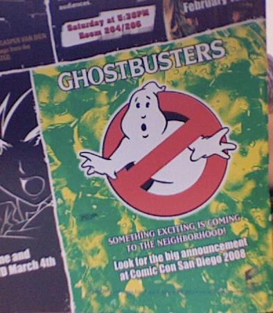 Ghostbusters Comic Con