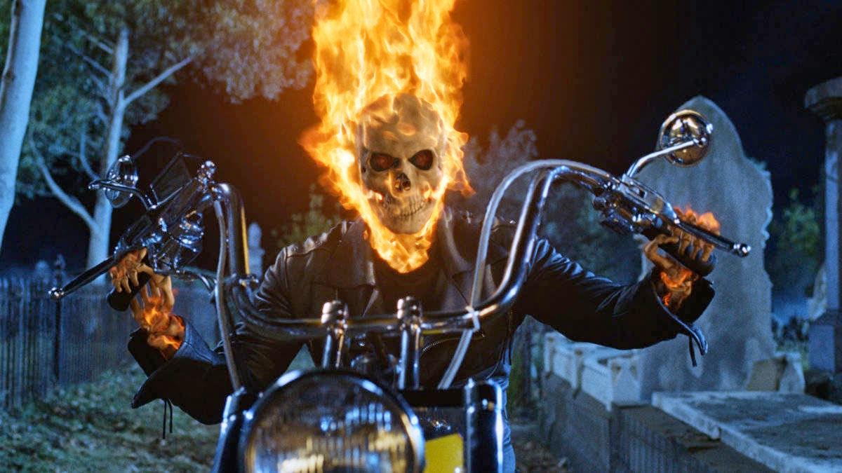 marvel film ghost rider