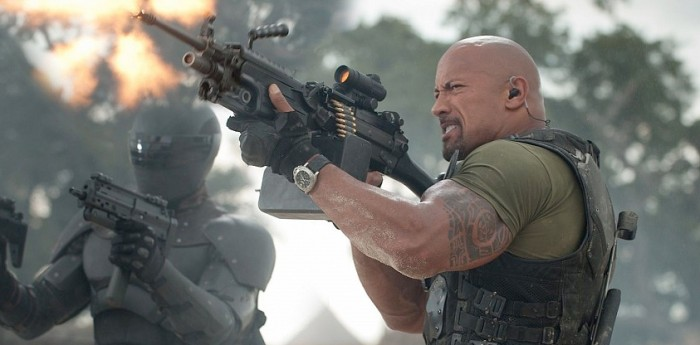 G.I. Joe 3 Delayed - Dwayne Johnson