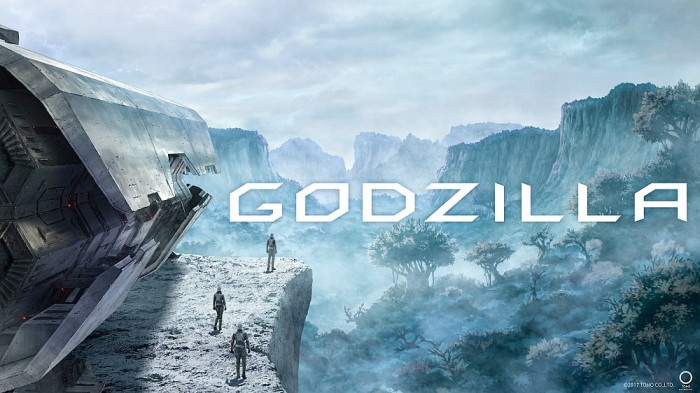 Animated Godzilla Movie Concept Art