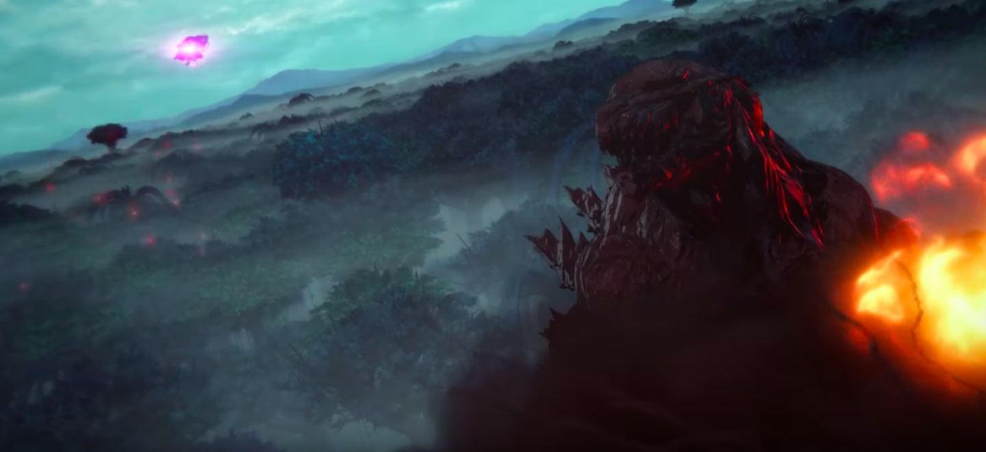 Final 'Godzilla: Planet of the Monsters' Trailer: It's Godzilla's World, We All Just Live In It