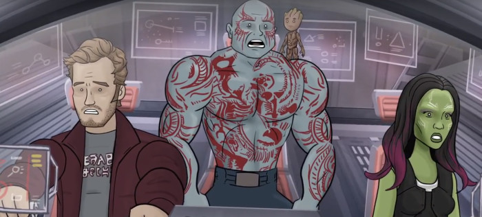 How Guardians of the Galaxy 2 Should Have Ended
