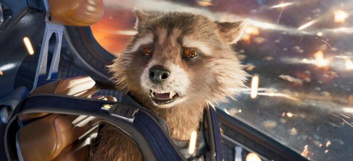 Rocket Raccoon Origin Story