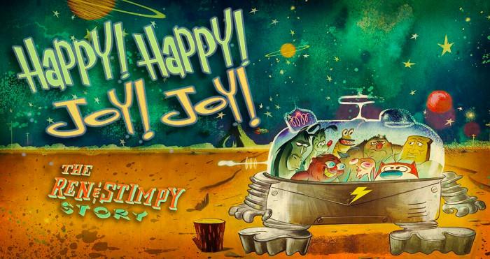 Happy Happy Joy Joy - Ren and Stimpy Documentary