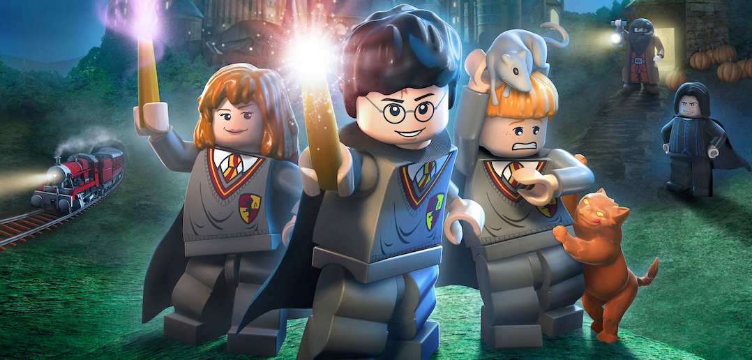 Harry Potter Book Art Hogwarts New Harry Potter LEGO ...