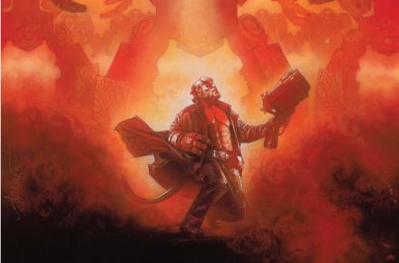Hellboy II Wallpaper