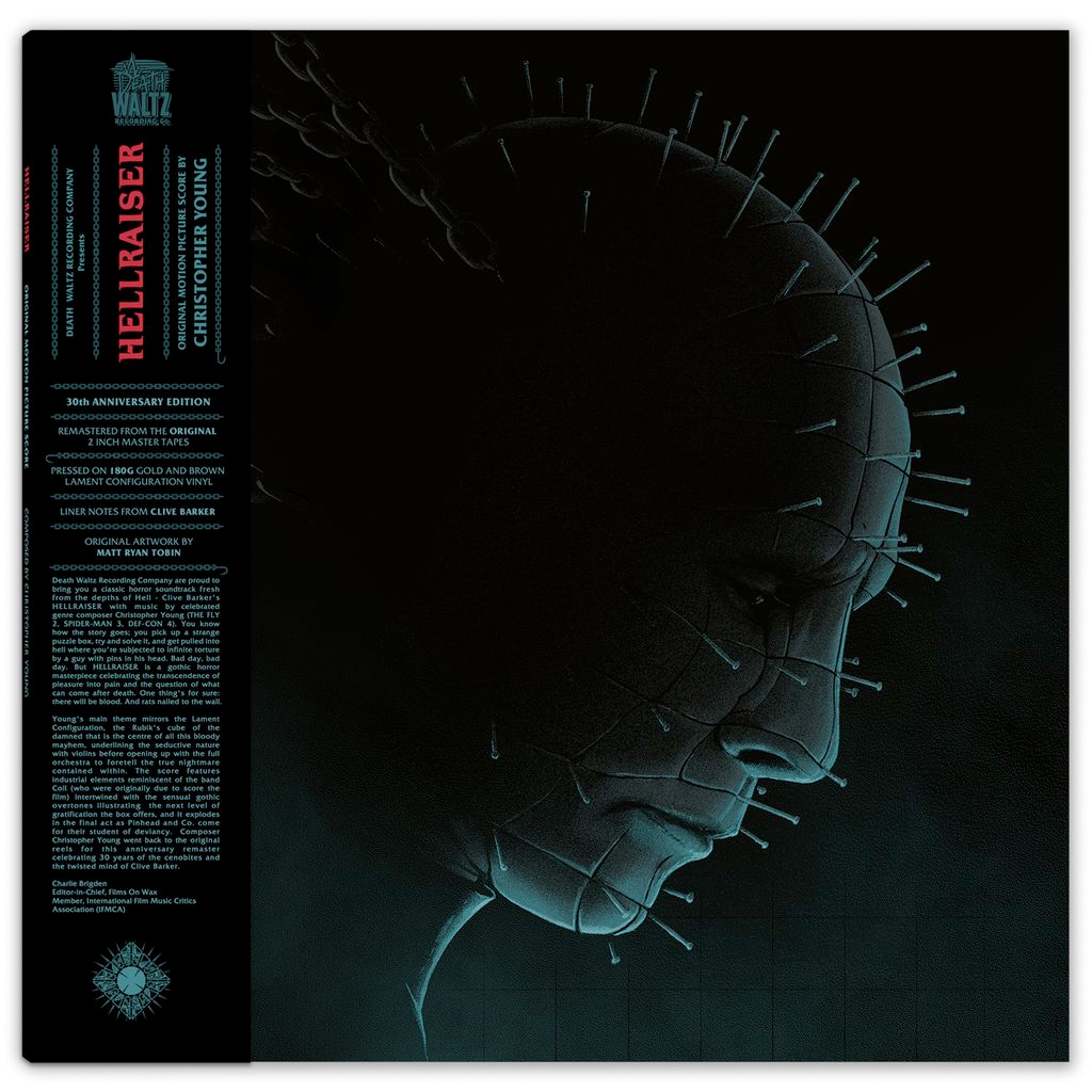 Cool Stuff Mondo S Hellraiser Vinyl Soundtrack Is