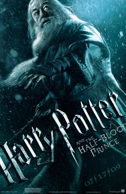 Harry Potter Half Blood Prince Poster 2