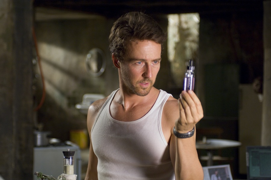 ... desktop wallpaper Edward Norton desktop wallpaper in Incredible Hulk