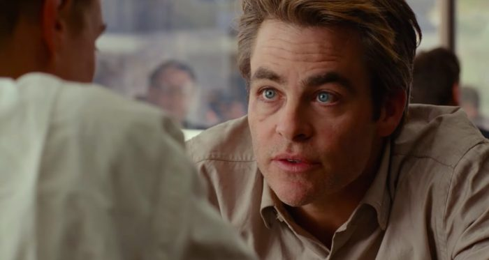 Chris Pine and Patty Jenkins Reunite for 'I Am the Night' Trailer