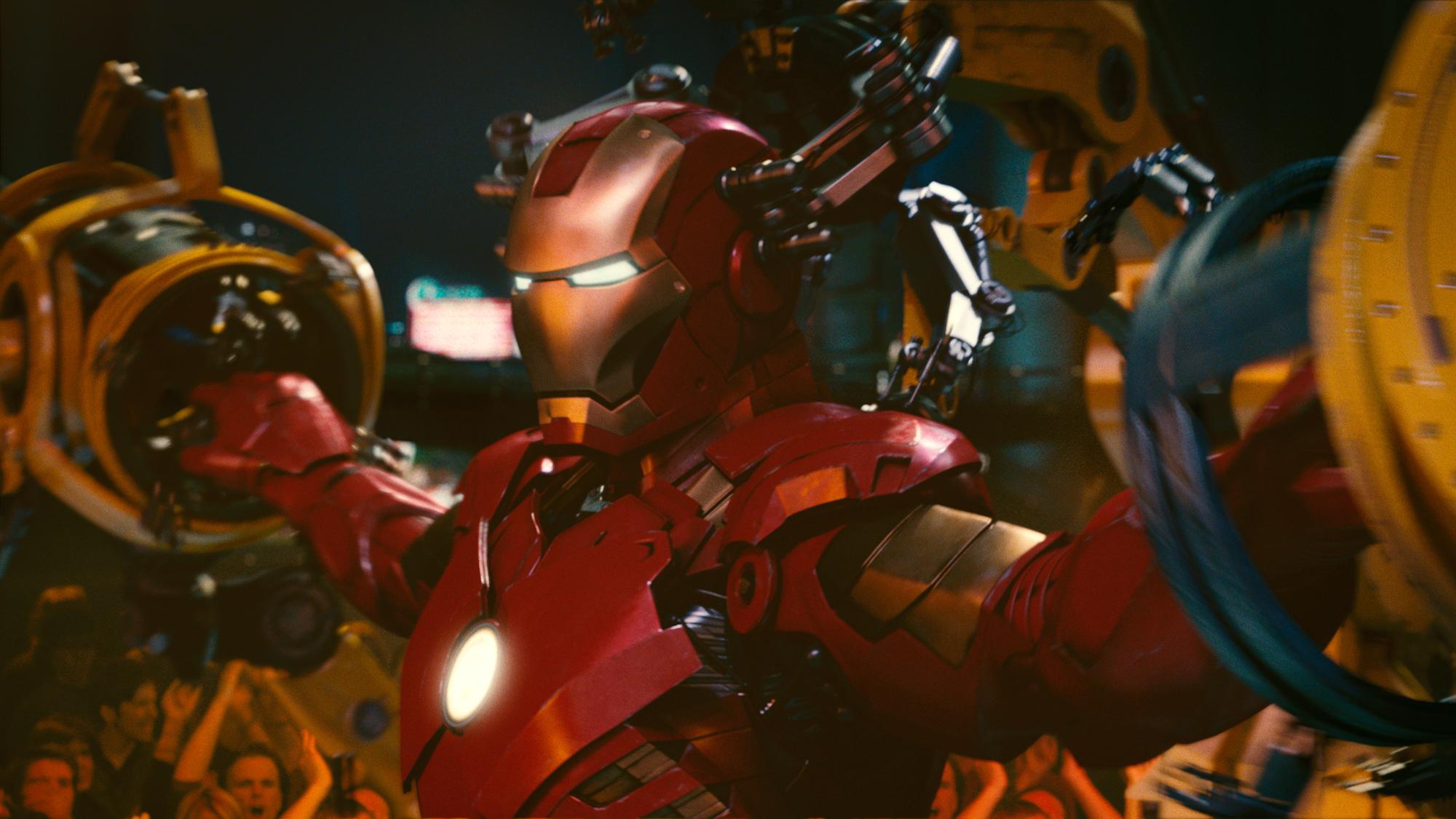 Better Film: Iron-Man 2 or Aquaman? - Gen. Discussion