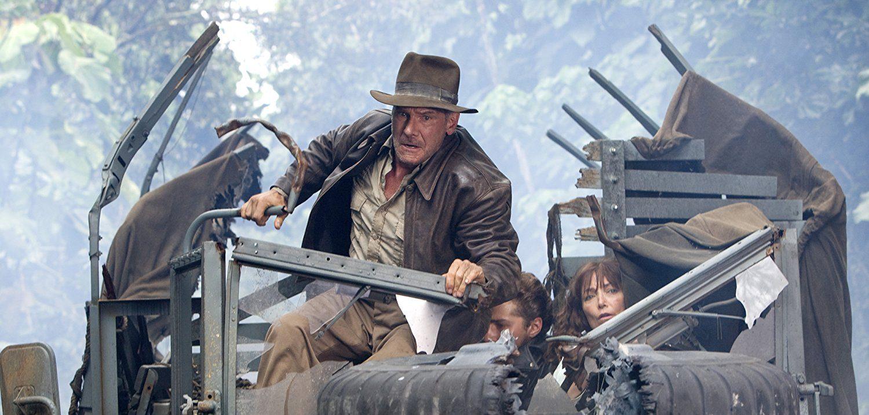 'Indiana Jones 5' Will Begin Filming in April 2019, Says Steven Spielberg