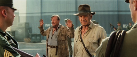 New Indiana Jones and the Kingdom of the Crystal Skull Trailer
