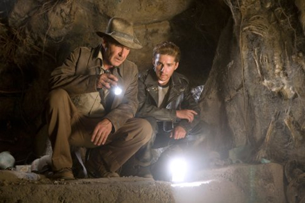 LaBeouf, Ford, Lucas and Spielberg Talk Indiana Jones 5 Possibilities