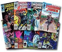 Indiana Jones Comics