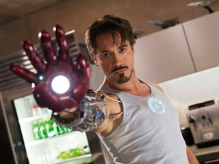 Robert Downey Jr. in 'Iron Man'
